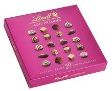 Lindt & Sprüngli Mini Pralines Mischung Farbe:Brombeer 100g