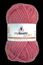 My Boshi No.1  -  Farbe 139  himbeere