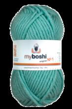 My Boshi No.1  -  Farbe 158  meerblau