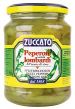 ZUCCATO Peperoni lombardi - Milde Pfefferschoten