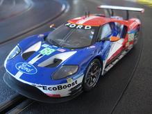 30771EVO Carrera Evolution Ford GT Race Car No. 68