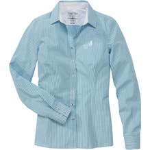 OCEAN ONE Da.Bluse MIA/ light blue