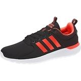 Herren Sneaker Adidas NEO CF Lite Racer schwarz/neonorange