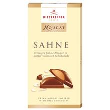 Niederegger 'Nougat Tafel-Schokolade Sahne', 100g