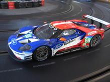 23832 Carrera Digital 124 Ford GT Race Car No. 68