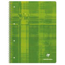 Clairefontaine Collegeblock 8256C DIN A4 liniert 80Blatt weiß