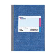König & Ebhardt Kladde 8615172 DIN A5 liniert 96Blatt blau