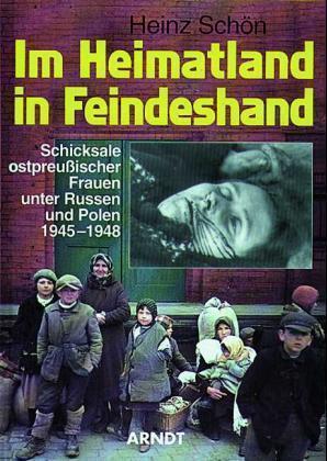 Im Heimatland in Feindeshand   Schön, Heinz