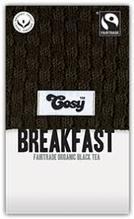 Cosy Schwarzer Tee Breakfast