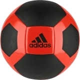 Adidas Fußball Glider II black/red  Gr. 5