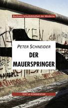 Der Mauerspringer | Schneider, Peter