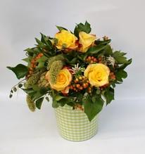 Blumenstrauß / Rosenstrauß 'Sommerfeeling'