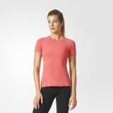 Adidas Damen T-Shirt Speed