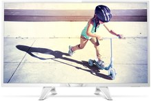 32PHS4032 80 cm (32') LCD-TV mit LED-Technik weiß / A+