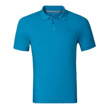 Herren Poloshirt ODLO s/s TRIM Farbe: blue jewel 525922