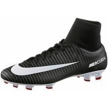 Fußballschuh Nike Mercurial Victory VII DF FG Farbe: schwarz/weiß