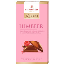 Niederegger 'Nougat Tafel-Schokolade Himbeer', 100g