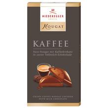 Niederegger 'Nuss-Nougat Tafel-Schokolade Kaffee', 100g