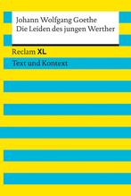 Die Leiden des jungen Werther | Goethe, Johann Wolfgang von