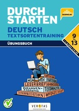 Textsortentraining, Übungsbuch