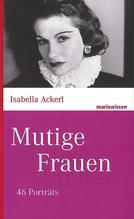 Mutige Frauen | Ackerl, Isabella