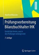 Prüfungsvorbereitung Bilanzbuchhalter IHK
