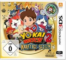 3DS Yo-Kai Watch 2 Kräftige Seelen inkl. Medallie