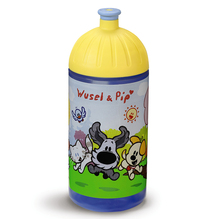 Nici Trinkflasche 'Wusel & Pip' 0,5l