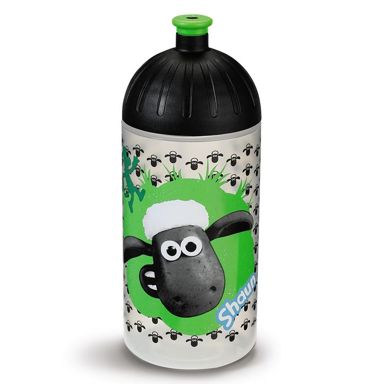 """Nici Trinkflasche """"Shaun das Schaf"""" 0,5l"""