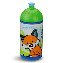 Nici Trinkflasche 'Eule & Fuchs' 0,5l