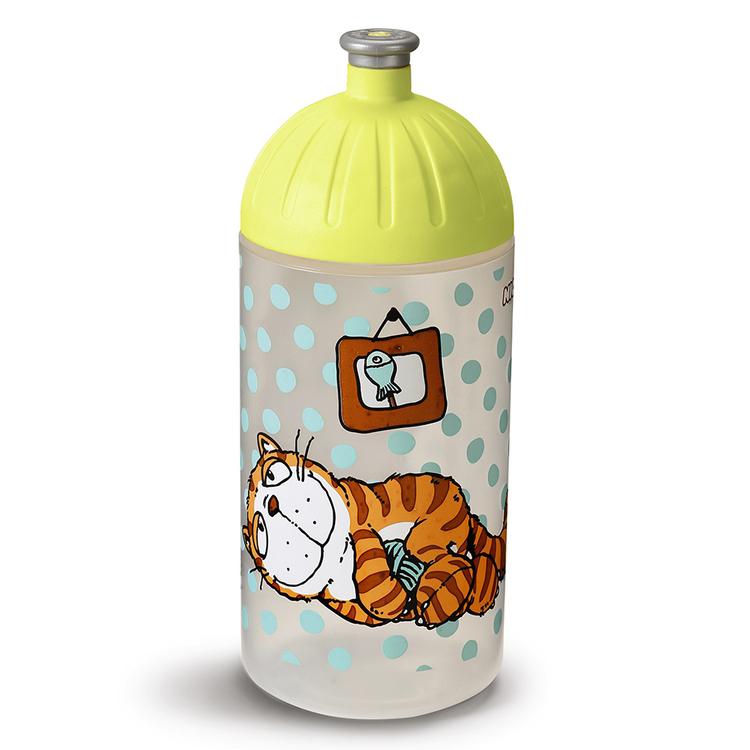 "Nici Trinkflasche ""Comic Cats"" 0,5l"