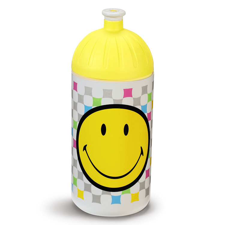 "Nici Trinkflasche ""Smiley"" 0,5l"