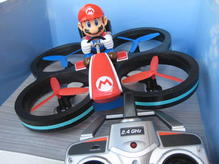503007 Carrera RC Nintendo Mario TM Copter