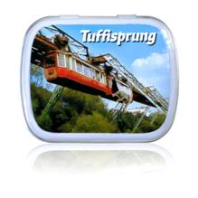 Wuppertaler Pfefferminzdragees - Tuffisprung