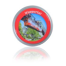 Wuppertaler Schwebebahn - Bonbons (rot)