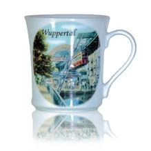 Wuppertaler Porzellan Tasse Glockenform