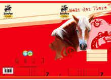 Heft A5-16 Lin 7 kariert 7X7mm (200516907 )