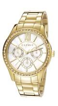 Esprit Damen Armbanduhr -tp10778 gold- ES107782002