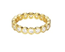 Esprit Damenring -ES-Embrace glam gold- Weite 53 (16.9) ESRG92348B170