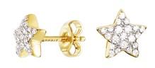 Esprit Ohrstecker -ES-Petite star gold- ESER92692B000