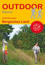Susanne Hartmann / Ralf Seck: 24 Wanderungen Bergisches Land