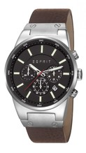 Esprit Herren Armbanduhr -tp10769 brown- ES107961004
