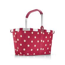 Reisenthel carrybag Einkaufskorb Tragekorb Ruby Dots BA0184