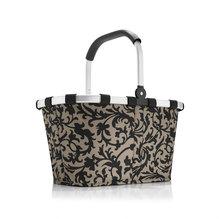 Reisenthel carrybag Einkaufskorb Tragekorb baroque taupe BK7027